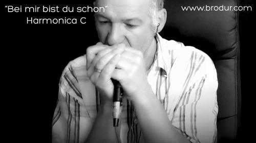 Product picture Bei mir bist du schon - Harmonica C - Le theme